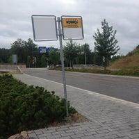 Photo taken at HSL E3308 Henttaankaari by Sami J. on 7/18/2013