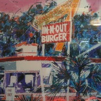 Photo taken at In-N-Out Burger by Rick M. on 1/12/2013