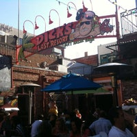 Photo taken at Dick's Last Resort by Rick M. on 6/16/2013