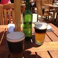 Photo taken at Tiburon Tavern by Hedy L. on 6/18/2013