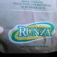 Photo taken at Runza by Hedy L. on 6/15/2014