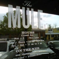 Photo taken at The Mule by Margo P. on 5/1/2013