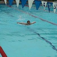 Photo taken at South Shore Swim Club by Meghan C. on 7/12/2013