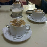 Photo taken at Brazilian Coffee Houses by zey s. on 2/15/2013