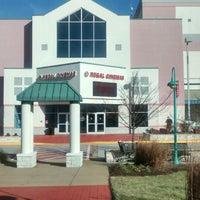 Photo taken at Regal Cinemas Fairfax Towne Center 10 by zey s. on 12/28/2013