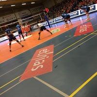 Photo taken at Volley Asse Lennik by Saar V. on 2/27/2016