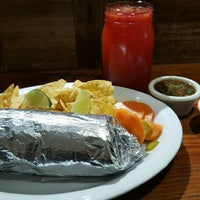 Photo taken at Cancun Taqueria by Diana M. on 12/5/2015