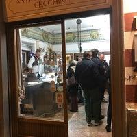 Photo taken at Antica Macelleria Cecchini by Ilker B. on 11/7/2017