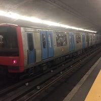 Photo taken at Metro Arroios [VD] by Fernando on 4/18/2017