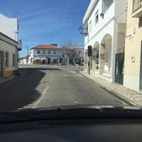 Photo taken at Ponte de Sôr by Fernando on 3/12/2016