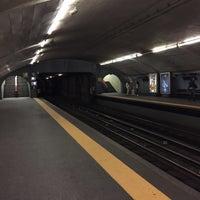 Photo taken at Metro Arroios [VD] by Fernando on 4/1/2016