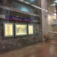 Photo taken at Metro Bela Vista [VM] by Fernando on 6/12/2016