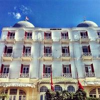 7/22/2013 tarihinde Advina R.ziyaretçi tarafından Splendid Palas Hotel'de çekilen fotoğraf