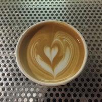 Photo taken at Voyager Espresso by Lauren D. on 4/5/2016