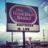 Photo taken at Root Beer Stand by Michael J. V. on 4/25/2013