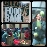 Photo taken at Gleaners Community Food Bank by Michael J. V. on 12/1/2012