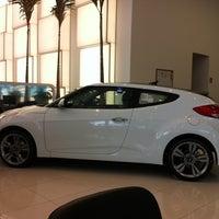 Photo taken at CAOA Hyundai Raposo Tavares by Renata G. on 11/26/2012