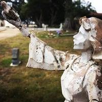 Photo taken at San Carlos Cemetery by Kellie M. on 8/11/2016