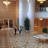 Снимок сделан в Гранд Хаятт Дубай пользователем Saif Salem Saif A. 12/17/2012