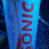 Photo taken at SONIC Drive In by Aj S. on 11/6/2012