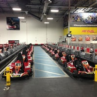 Photo taken at K1 Speed Anaheim by Paul A. on 2/28/2013
