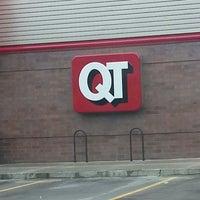 Photo taken at QuikTrip by Krystal P. on 6/1/2013