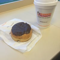 Photo taken at Dunkin' Donuts by Alperen A. on 9/4/2015