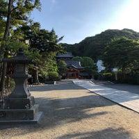 Photo taken at 鶴岡八幡宮 若宮 by あずわん on 8/13/2018