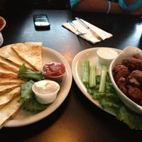 Photo taken at Matthews East End Grill by Morgan W. on 10/17/2012