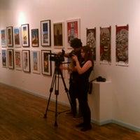 11/10/2012 tarihinde Matt K.ziyaretçi tarafından Galerie F'de çekilen fotoğraf