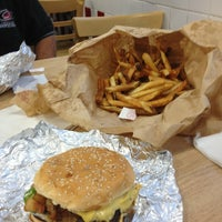 Photo taken at Five Guys by Jess M. on 7/22/2013