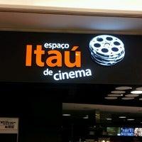 Photo taken at Espaço Itaú de Cinema by Laísa A. on 11/4/2012