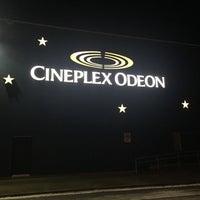 Photo taken at Cineplex Odeon South Edmonton Cinemas by Jerlaine C. on 12/9/2015