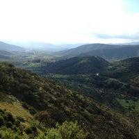 Photo taken at Mirador Cuesta Barriga by Cristian S. on 9/15/2013