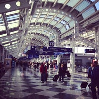 Photo taken at Concourse C by argentum_v on 3/20/2013