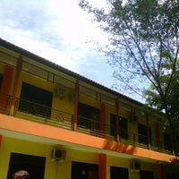 Photo taken at Sekolah Tinggi Farmasi Bandung (STFB) by dina p. on 7/16/2013