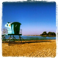 Photo taken at Doheny State Beach by Ross T. on 9/15/2012