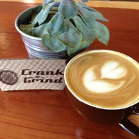Photo taken at Crank & Grind by Ross T. on 11/7/2013
