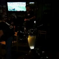 Photo taken at Rock Bottom Sports Bar and Grill by Chuck I. on 8/23/2015