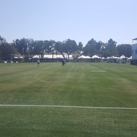Photo taken at Dallas Cowboys Training Camp by Chuck I. on 8/10/2016