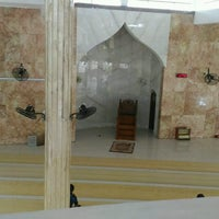 Photo taken at Masjid Nurul Huda by Etik W. on 10/8/2016