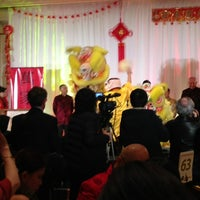 Photo taken at Markham Event Centre by Eva L. on 2/25/2013