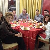 Photo taken at Horto Malaga by Oscar M. on 11/23/2012
