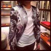 Photo taken at Hermès by Endro N. on 3/10/2014