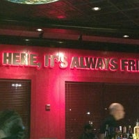 Photo taken at TGI Fridays by Monica M. on 1/18/2013