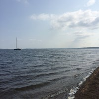 Photo taken at Берег. Огурдино by Tanya C. on 7/24/2016