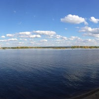 Photo taken at Берег. Огурдино by Михаил Ч. on 9/5/2015