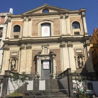 Photo taken at Museo Diocesano Santa Maria Donnaregina Nuova by Jefferson M. on 8/19/2017