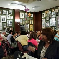 Photo taken at Agatha's: A Taste Of Mystery by Sahand S. on 9/23/2015