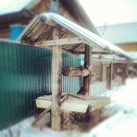 Photo taken at с. Яган by Ilya B. on 12/15/2012